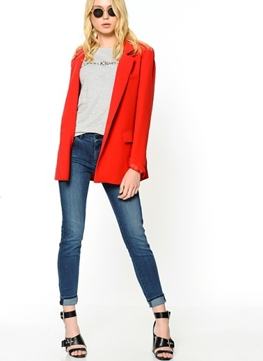 Calvin Klein Jean Pantolon | Skinny Mavi